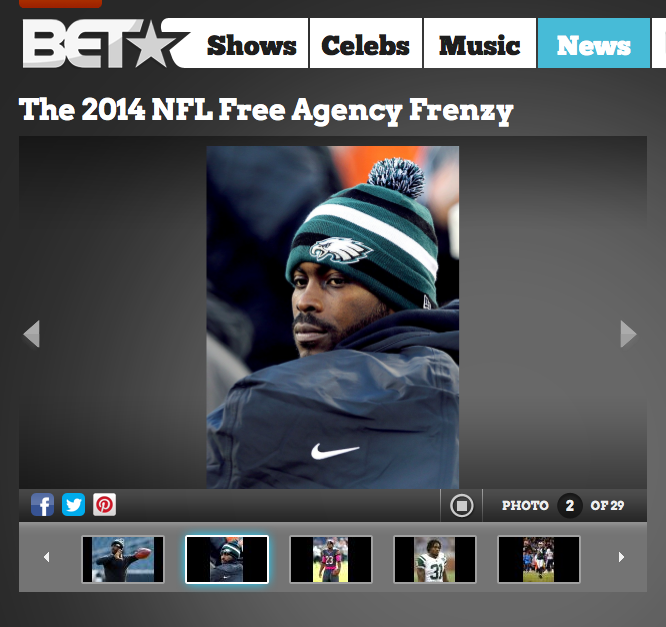 The 2014 NFL Free Agenzy Frenzy