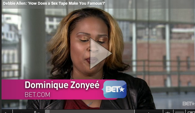 Debbie Allen: 'How Does a Sex Tape Make You Famous?'