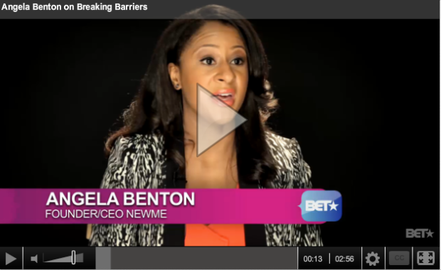 B* Real: Angela Benton On Breaking Barriers