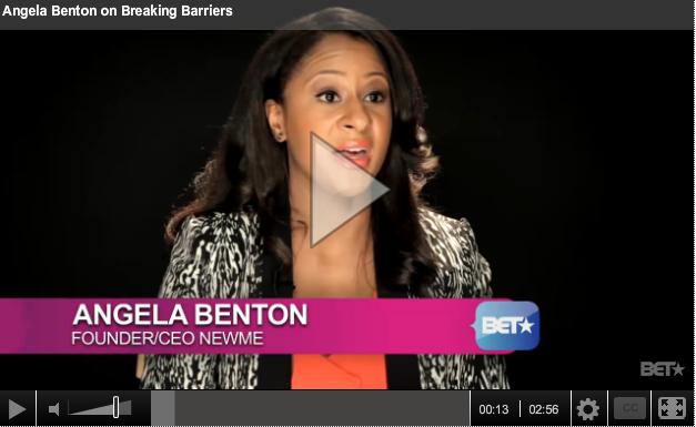 B* Real: Angela Benton On Breaking Barriers